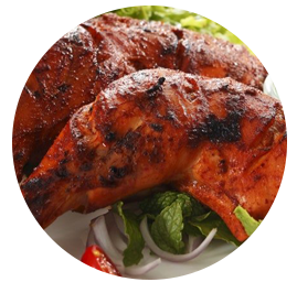 Chicken Tandoori Quarter Piece